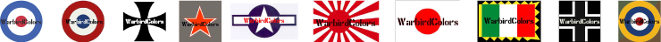 Warbird Colors - Authentic Colors for you Scale Warbird